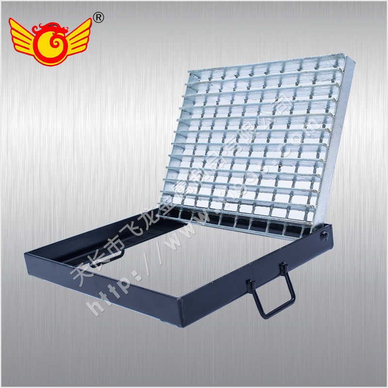 Trench cover GM series (ordinary mesh teeth)