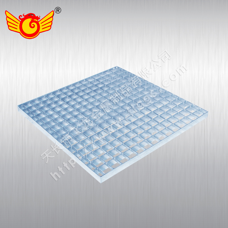Hand to insert type platform board