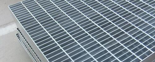 Making method and advantages of steel grid plate