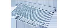 Name type of steel grid plate